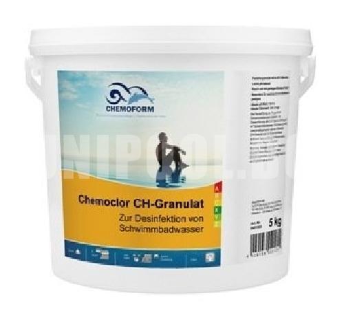Chemoclor T-65 бърз хлор на гранули 50 kg