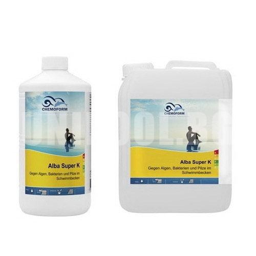 Chemoform Alba Super K - Течен алгицид 10 L