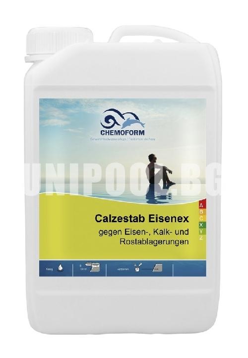 Chemoform Calzestab-Eisenex - Анти Калк 3,0 L
