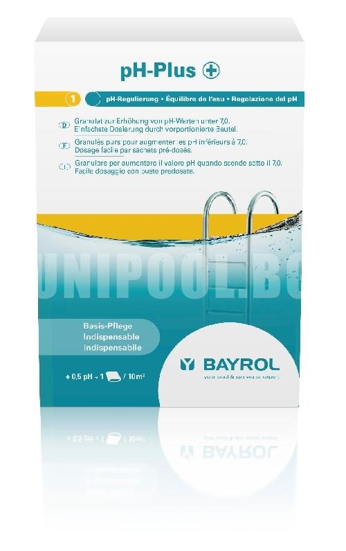 PH-PLUS® BAYROL, ГРАНУЛАТ (+) 1,5 kg