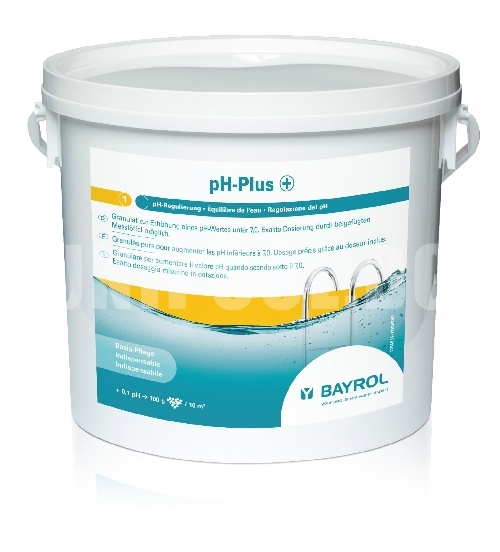 PH-PLUS® BAYROL, ГРАНУЛАТ (+) 5 kg