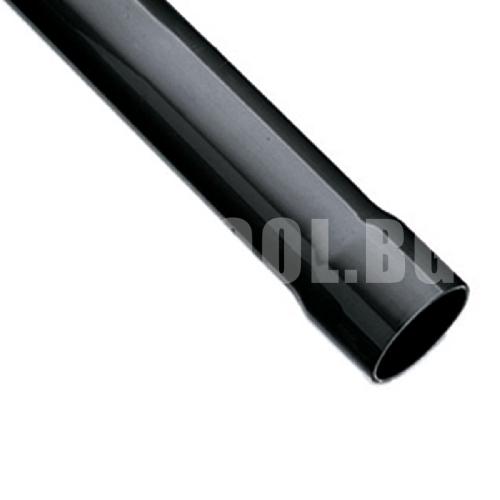 PVC тръба, твърда с вградена муфа