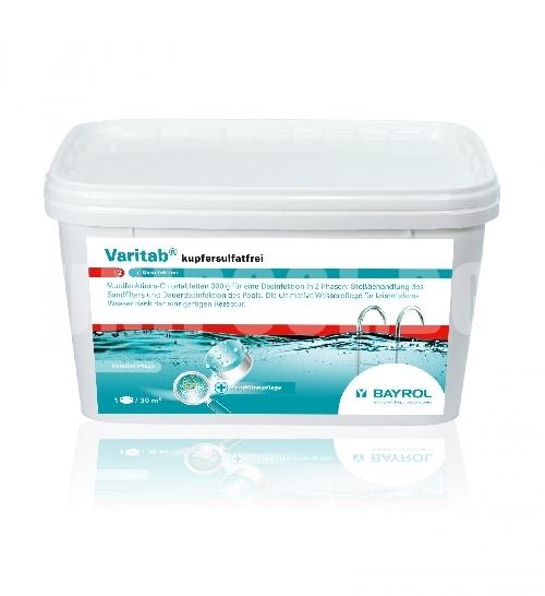 Мултифункционални таблети BAYROL VariTab® 5,4 kg