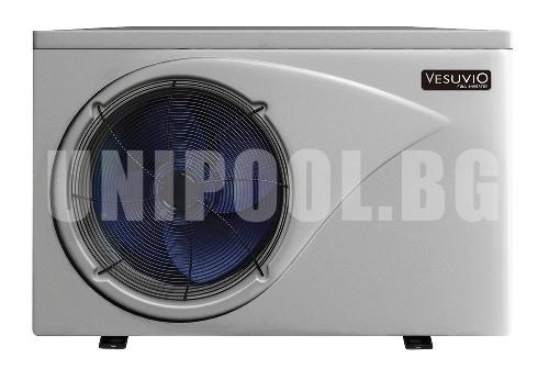 Инверторна безстепенна термопомпа за басейни Vesuvio 2,4 - 9,8 KW