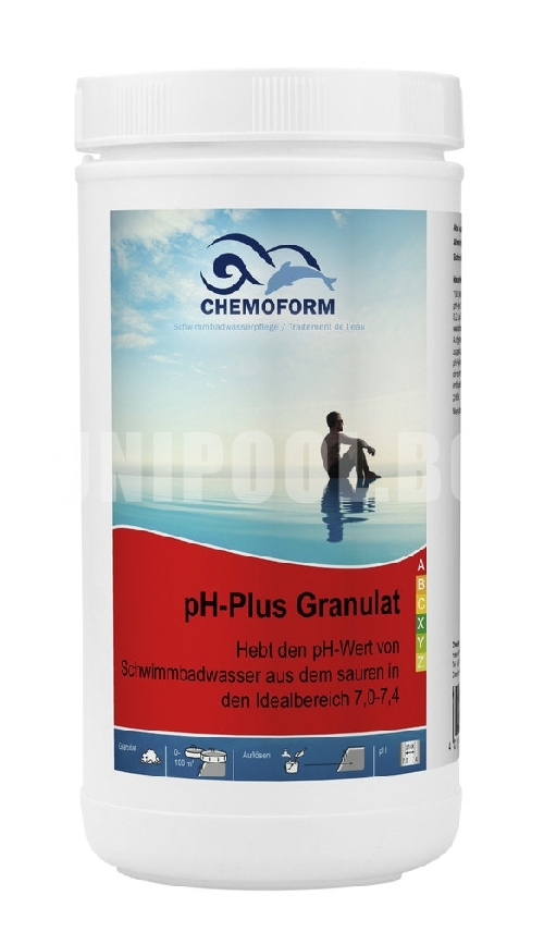 Chemoform pH-Plus (+) 1,0 kg