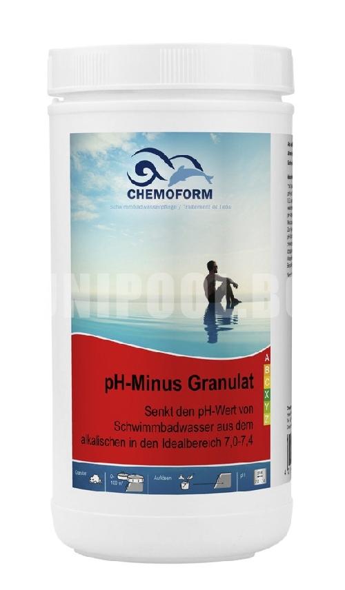 Chemoform pH-Minus (-) 1,5 kg