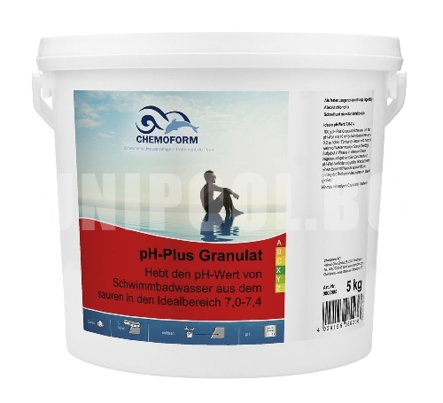 Chemoform pH-Plus (+) 5,0 kg