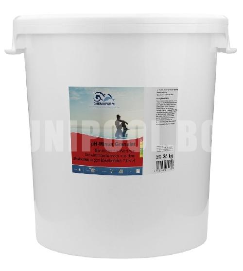 Chemoform pH-Minus (-) 25,0 kg